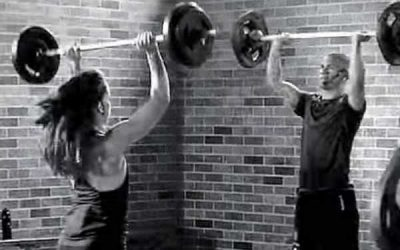 Hit barbell